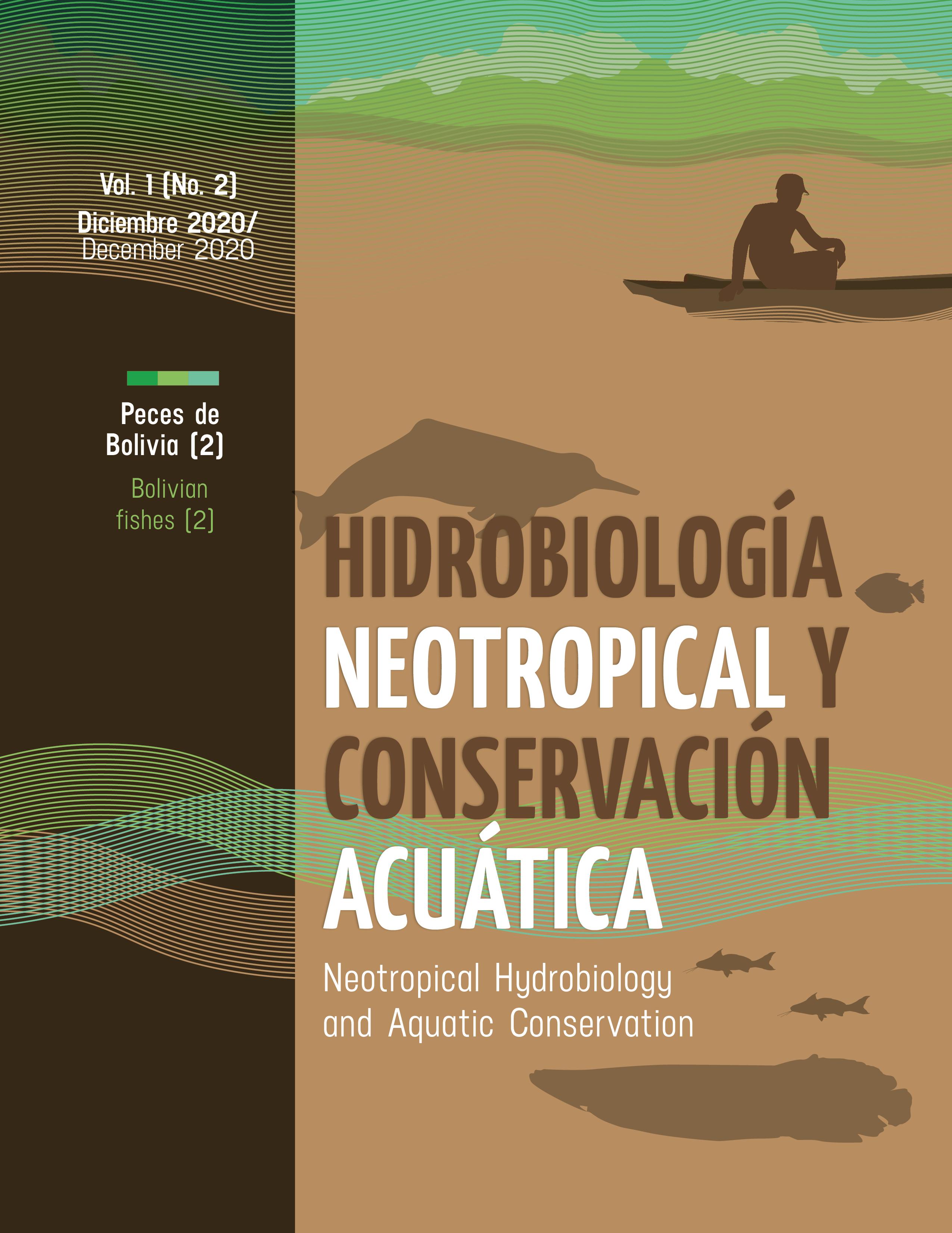 Neotropical Hydrobiology & Aquatc Conservation (2020) Vol. 1 (2)